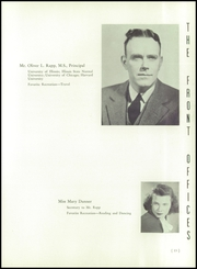 Page 17, 1946 Edition, Canton High School - Cantonian Yearbook (Canton, IL) online yearbook collection