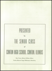 Page 7, 1946 Edition, Canton High School - Cantonian Yearbook (Canton, IL) online yearbook collection