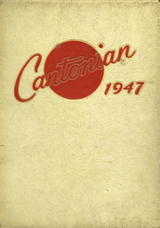 Page 1, 1947 Edition, Canton High School - Cantonian Yearbook (Canton, IL) online yearbook collection