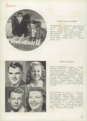 Page 14, 1947 Edition, Canton High School - Cantonian Yearbook (Canton, IL) online yearbook collection
