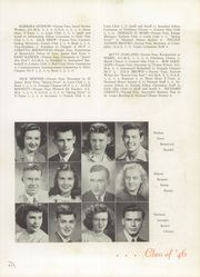 Page 15, 1947 Edition, Canton High School - Cantonian Yearbook (Canton, IL) online yearbook collection