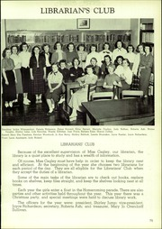 Page 83, 1953 Edition, Canton High School - Cantonian Yearbook (Canton, IL) online yearbook collection