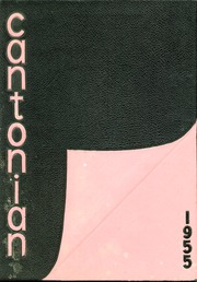 Page 1, 1955 Edition, Canton High School - Cantonian Yearbook (Canton, IL) online yearbook collection