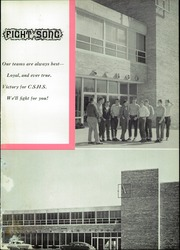 Page 11, 1955 Edition, Canton High School - Cantonian Yearbook (Canton, IL) online yearbook collection