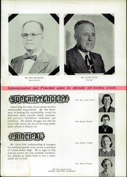 Page 15, 1955 Edition, Canton High School - Cantonian Yearbook (Canton, IL) online yearbook collection