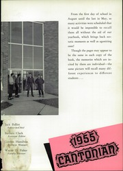 Page 5, 1955 Edition, Canton High School - Cantonian Yearbook (Canton, IL) online yearbook collection
