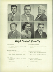 Page 10, 1954 Edition, Minooka High School - M DI AN Yearbook (Minooka, IL) online yearbook collection
