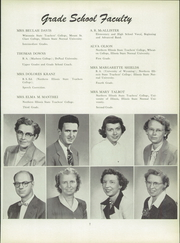 Page 11, 1954 Edition, Minooka High School - M DI AN Yearbook (Minooka, IL) online yearbook collection