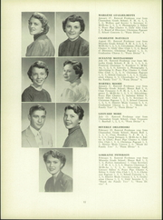 Page 16, 1954 Edition, Minooka High School - M DI AN Yearbook (Minooka, IL) online yearbook collection