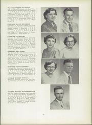 Page 17, 1954 Edition, Minooka High School - M DI AN Yearbook (Minooka, IL) online yearbook collection