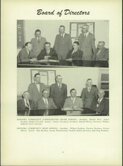 Page 8, 1954 Edition, Minooka High School - M DI AN Yearbook (Minooka, IL) online yearbook collection