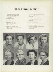 Page 11, 1956 Edition, Minooka High School - M DI AN Yearbook (Minooka, IL) online yearbook collection