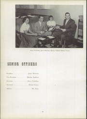 Page 14, 1956 Edition, Minooka High School - M DI AN Yearbook (Minooka, IL) online yearbook collection
