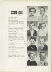 Page 15, 1956 Edition, Minooka High School - M DI AN Yearbook (Minooka, IL) online yearbook collection