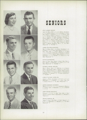 Page 16, 1956 Edition, Minooka High School - M DI AN Yearbook (Minooka, IL) online yearbook collection