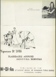Page 5, 1956 Edition, Minooka High School - M DI AN Yearbook (Minooka, IL) online yearbook collection