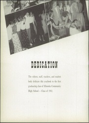 Page 8, 1956 Edition, Minooka High School - M DI AN Yearbook (Minooka, IL) online yearbook collection
