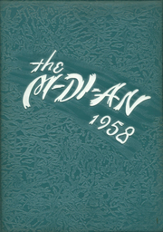 Page 1, 1958 Edition, Minooka High School - M DI AN Yearbook (Minooka, IL) online yearbook collection