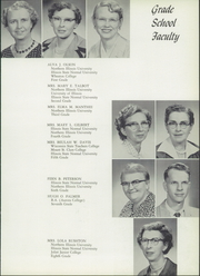 Page 11, 1958 Edition, Minooka High School - M DI AN Yearbook (Minooka, IL) online yearbook collection