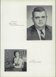 Page 9, 1958 Edition, Minooka High School - M DI AN Yearbook (Minooka, IL) online yearbook collection