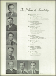Page 16, 1948 Edition, Weber High School - Dolphin Yearbook (Chicago, IL) online yearbook collection