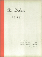 Page 6, 1948 Edition, Weber High School - Dolphin Yearbook (Chicago, IL) online yearbook collection