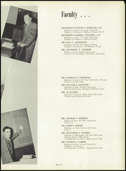 Page 17, 1949 Edition, Weber High School - Dolphin Yearbook (Chicago, IL) online yearbook collection