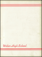 Page 3, 1949 Edition, Weber High School - Dolphin Yearbook (Chicago, IL) online yearbook collection