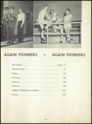 Page 15, 1951 Edition, Weber High School - Dolphin Yearbook (Chicago, IL) online yearbook collection