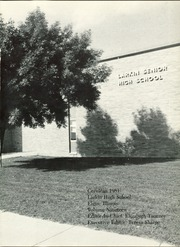 Page 5, 1981 Edition, Larkin High School - Cerulean Yearbook (Elgin, IL) online yearbook collection