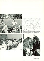Page 9, 1981 Edition, Larkin High School - Cerulean Yearbook (Elgin, IL) online yearbook collection