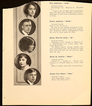 Page 13, 1921 Edition, Carl Schurz High School - Schurzone Yearbook (Chicago, IL) online yearbook collection