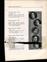 Page 17, 1921 Edition, Carl Schurz High School - Schurzone Yearbook (Chicago, IL) online yearbook collection