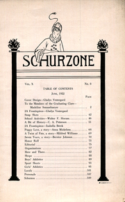 Page 5, 1922 Edition, Carl Schurz High School - Schurzone Yearbook (Chicago, IL) online yearbook collection