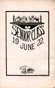 Page 7, 1922 Edition, Carl Schurz High School - Schurzone Yearbook (Chicago, IL) online yearbook collection