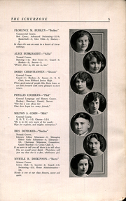 Page 9, 1922 Edition, Carl Schurz High School - Schurzone Yearbook (Chicago, IL) online yearbook collection
