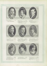 Page 15, 1925 Edition, Carl Schurz High School - Schurzone Yearbook (Chicago, IL) online yearbook collection