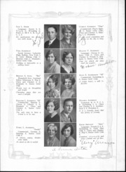 Page 15, 1928 Edition, Carl Schurz High School - Schurzone Yearbook (Chicago, IL) online yearbook collection