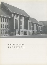 Page 14, 1937 Edition, Carl Schurz High School - Schurzone Yearbook (Chicago, IL) online yearbook collection