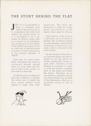 Page 7, 1937 Edition, Carl Schurz High School - Schurzone Yearbook (Chicago, IL) online yearbook collection