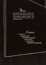 Page 8, 1939 Edition, Carl Schurz High School - Schurzone Yearbook (Chicago, IL) online yearbook collection