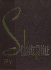 Page 1, 1951 Edition, Carl Schurz High School - Schurzone Yearbook (Chicago, IL) online yearbook collection