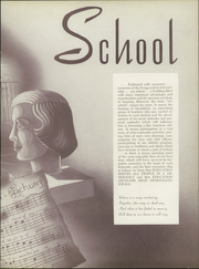 Page 17, 1951 Edition, Carl Schurz High School - Schurzone Yearbook (Chicago, IL) online yearbook collection