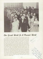 Page 15, 1952 Edition, Carl Schurz High School - Schurzone Yearbook (Chicago, IL) online yearbook collection