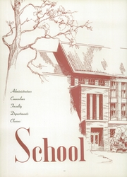 Page 14, 1953 Edition, Carl Schurz High School - Schurzone Yearbook (Chicago, IL) online yearbook collection