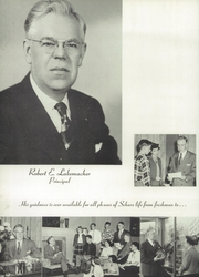 Page 16, 1953 Edition, Carl Schurz High School - Schurzone Yearbook (Chicago, IL) online yearbook collection