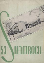 Page 1, 1953 Edition, St Patrick High School - La Croix Yearbook (Chicago, IL) online yearbook collection