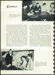 Page 10, 1953 Edition, St Patrick High School - La Croix Yearbook (Chicago, IL) online yearbook collection