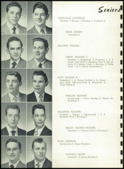 Page 16, 1953 Edition, St Patrick High School - La Croix Yearbook (Chicago, IL) online yearbook collection