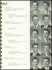 Page 17, 1953 Edition, St Patrick High School - La Croix Yearbook (Chicago, IL) online yearbook collection